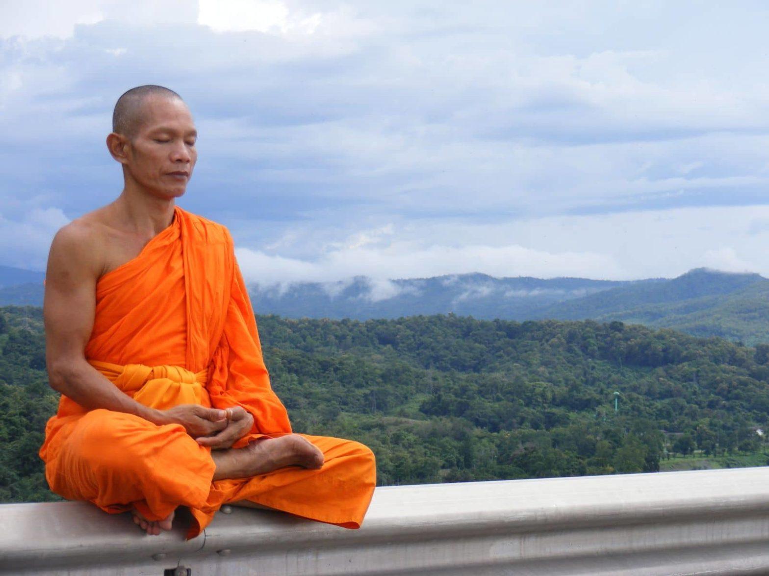 Meditação e paz de espírito